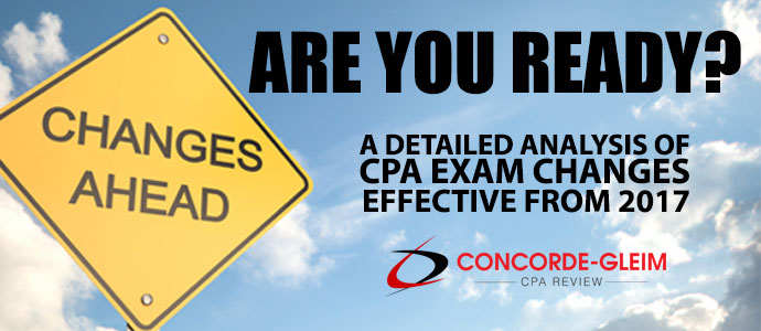 Your Guide to CPA Exam Changes & Updates