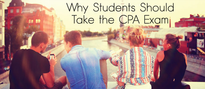 Why Students Should Take the CPA Exam